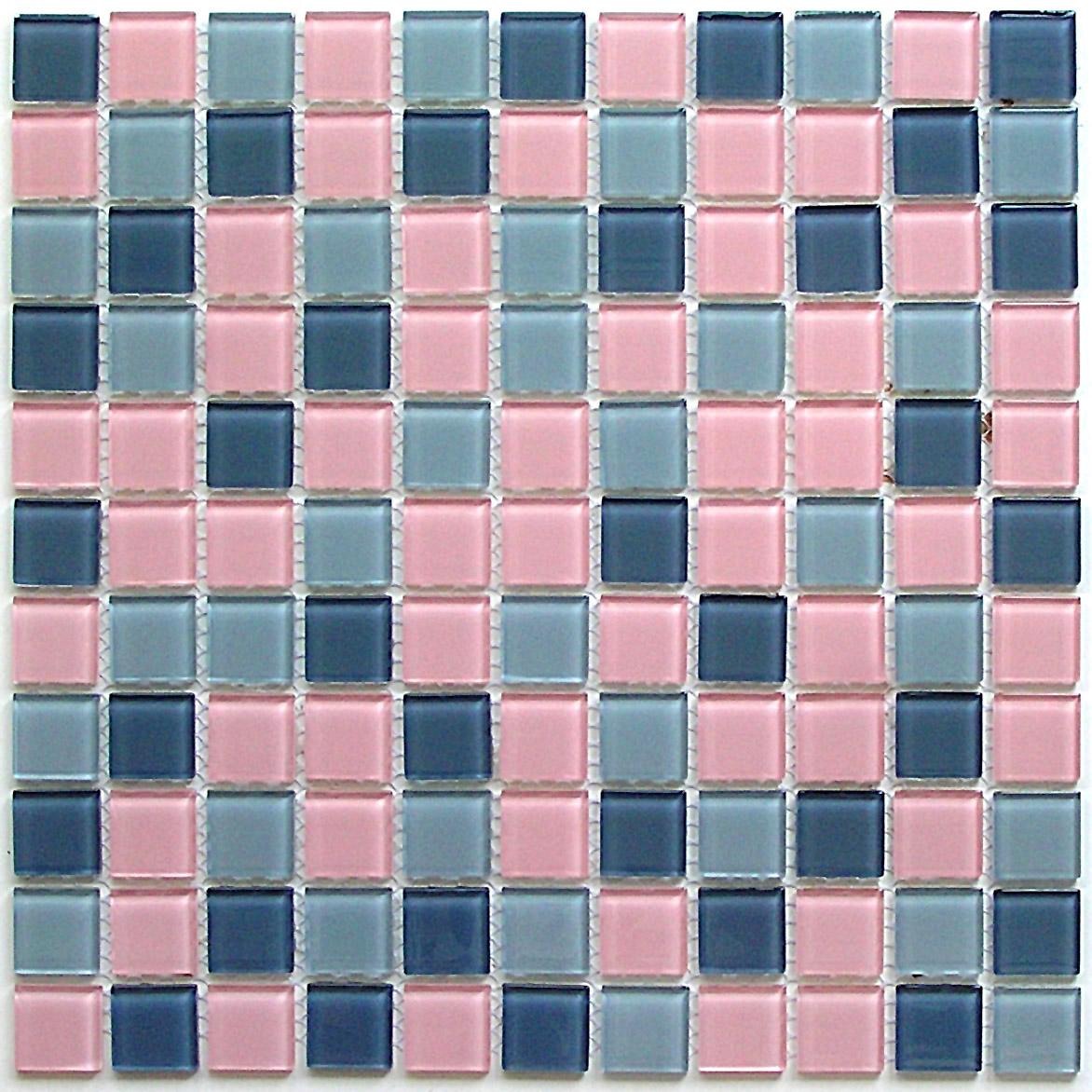 Купить Керамическая плитка China Mosaic Set mix (4x25x25) Мозаика 30x30, Китай
