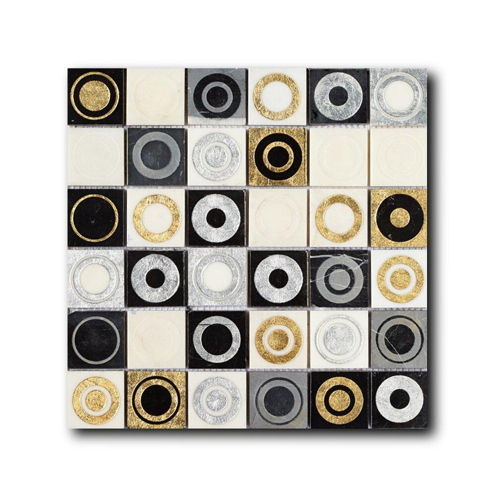 Купить Мозаика Art&Natura Equilibrio 005A (4, 8х4, 8) 30х30, Италия