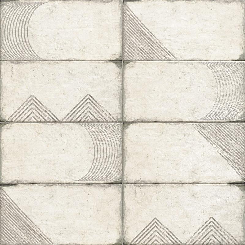 Купить Керамическая плитка Mainzu Rivoli Alpe White Настенная 15x30, Испания
