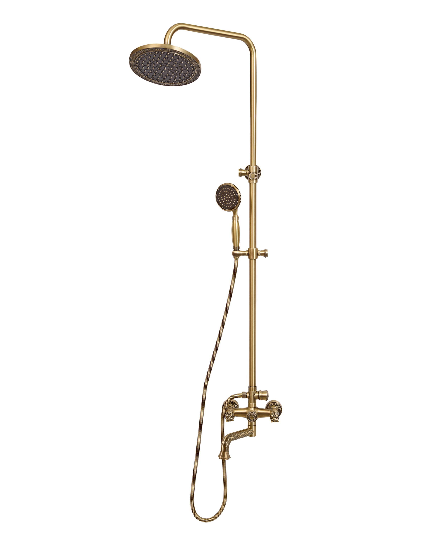 Душевой комплект Bronze de Luxe FLORENCE 10131P