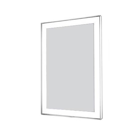 Купить Зеркало Aquanet Алассио 60 LED 00196632, Россия