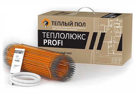 Купить Нагревательный мат Теплолюкс ПРОФИ ProfiMat 160-3, 5 кв.м с двухжильным экранированным кабелем, Россия