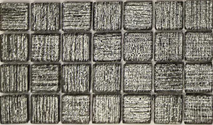 Купить Мозаика Caramelle Mosaic Silk Way Carbon (2, 3x2, 3) 29, 8x29, 8, Китай