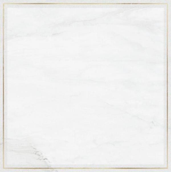 Купить Керамогранит Brennero Venus Dec. Solitaire Rosone Pav. Gold WhiteLapp/Rett декор 60x60, Италия