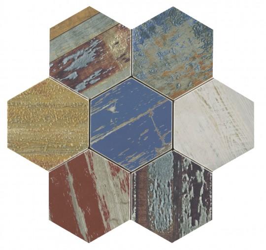 Купить Керамогранит Dune Mosaico 187298 Arte D624 Мозаика 28x29, 5, Испания