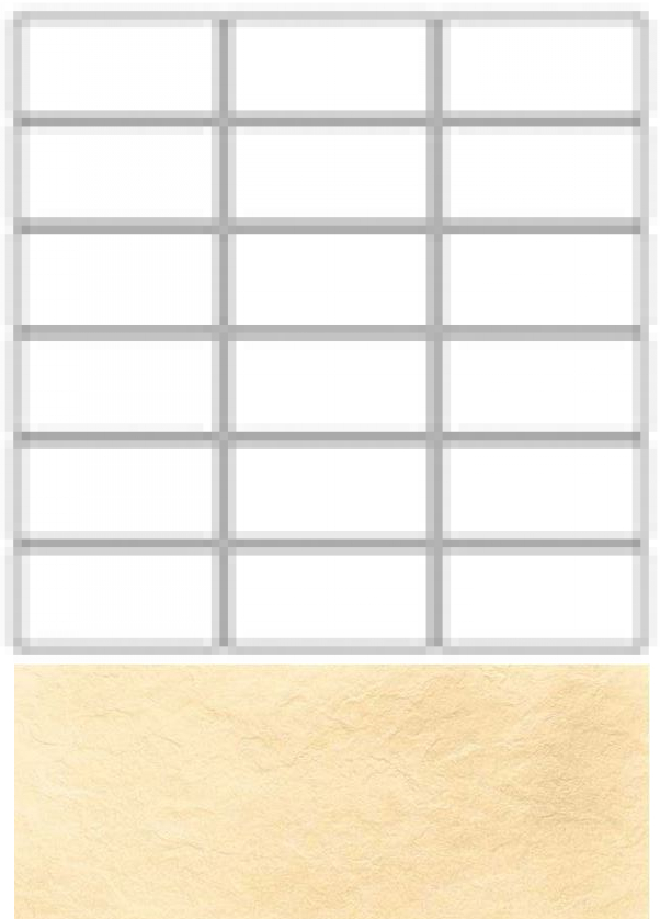 Купить Керамогранит Seranit Riverstone Mosaic Line Beige (15x3, 5) мозаика 30x30, Турция