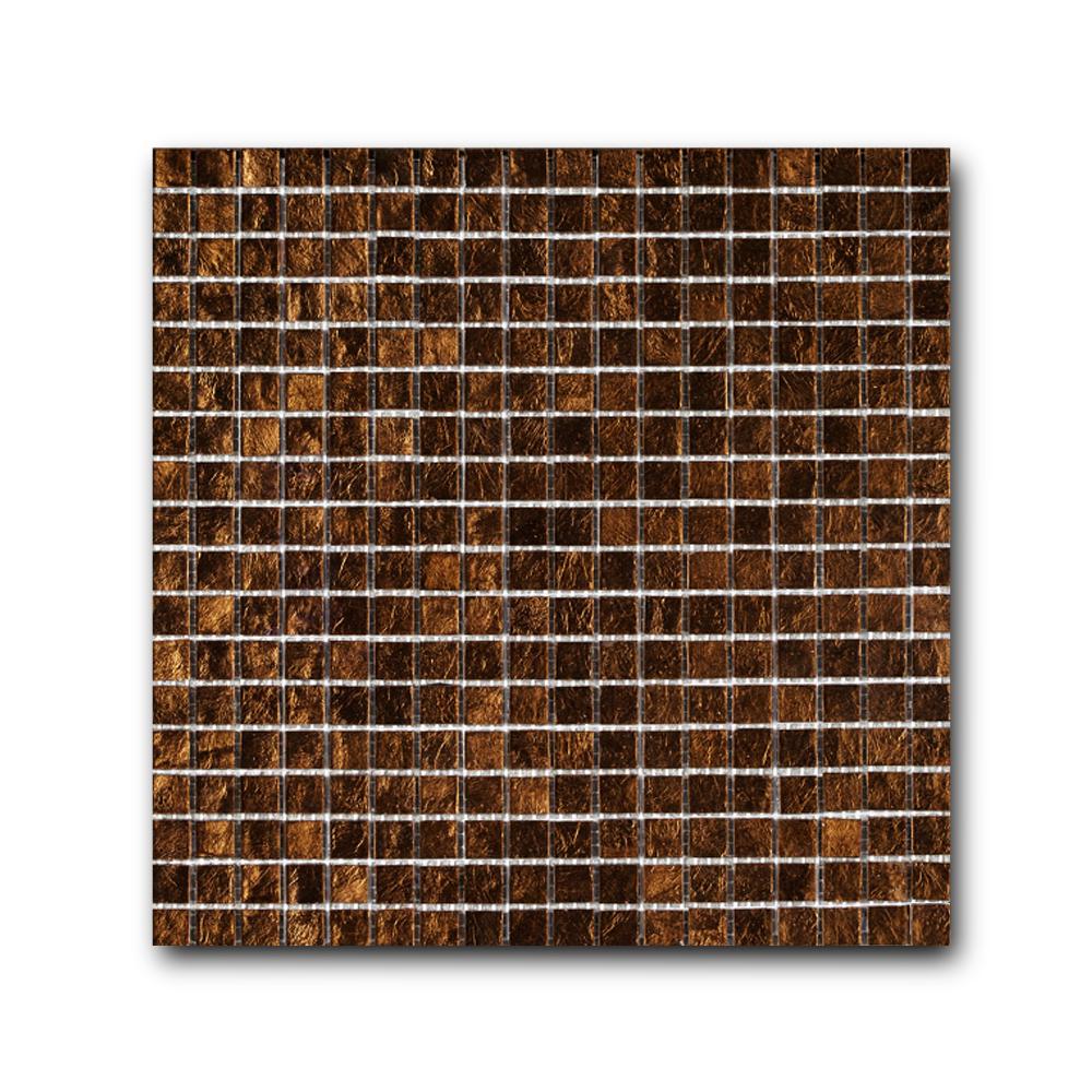 Купить Стеклянная мозаика Art&Natura Murano Specchio 28 (1, 5х1, 5) 30х30, Италия