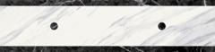 Купить Керамическая плитка STN Ceramica Cenefa Fedra Blanco бордюр 6x25, Испания