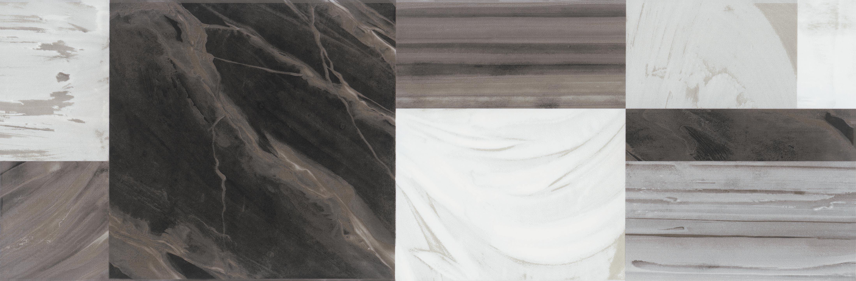 Купить Керамическая плитка Mei Elegant Classic Geo A многоцветный (O-ELE-WID451-16) декор 24x74, Россия