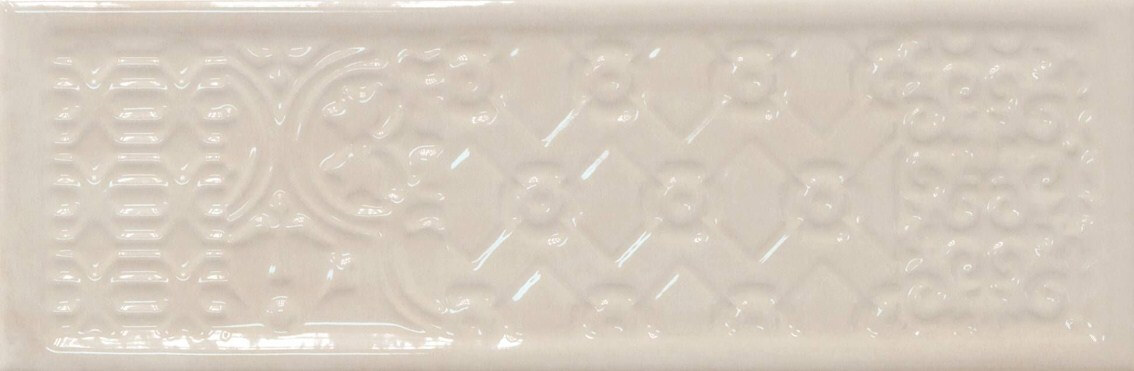 Купить Керамическая плитка Cifre Rev. Decor Titan Ivory декор 10x30, 5, Cifre Ceramica, Испания