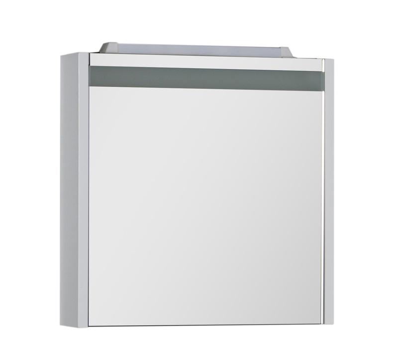 Купить Зеркальный шкаф Aquanet Лайн 60 белый 00164932, Россия