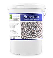 Купить Затирка Диамант эпоксидная для брусчатки Песочный 15 кг, Россия
