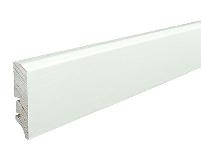 Купить Плинтус Barlinek шпон P60 Белый, Польша