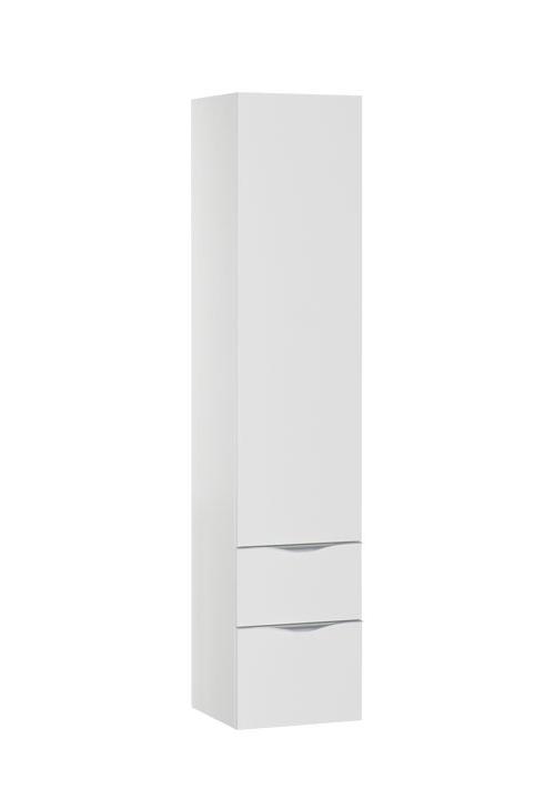 Купить Пенал Aquanet Эвора 40 подвесной белый 00184308, Россия