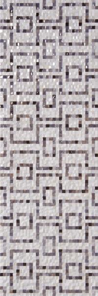 Купить Керамическая плитка Emigres Mosaic Rev. Aranjuez Gris Настенная 20x60, Испания