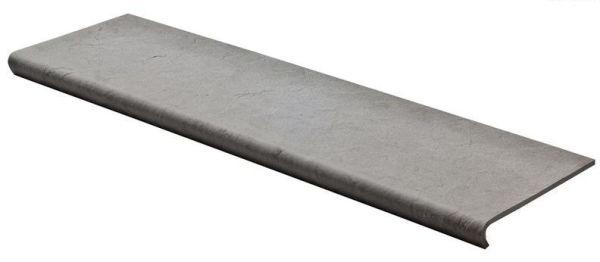 Купить Ступень Seranit Riverstone Grey фронтальная 33x120, Турция