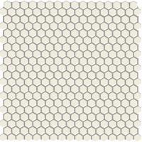 Купить Керамическая плитка Ibero Materika Mosaico Maio White мозаика 29, 5x29, Испания
