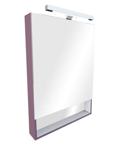 Купить Зеркальный шкаф ROCA The GAP 60 со светильником ZRU9302751, Испания
