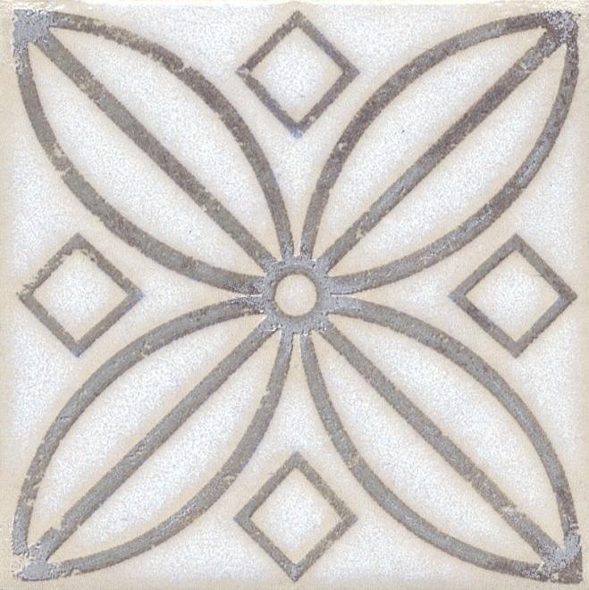 Купить Керамический гранит Kerama Marazzi Амальфи Орнамент Коричневый STG/A402/1266 Декор 9, 9x9, 9, Россия
