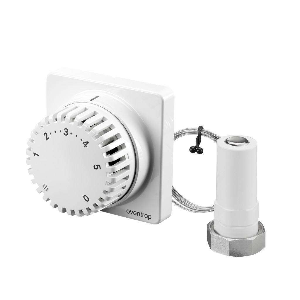 Купить Термостатическая головка Oventrop Uni FH с выносным датчиком 5м 1012296, Германия