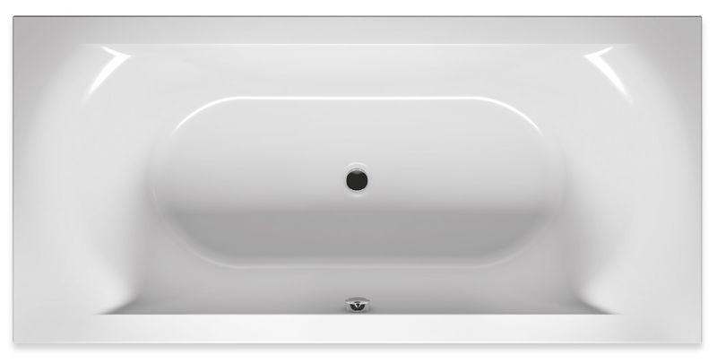 Купить Акриловая ванна Riho Linares 160x70 без гидромассажа, Чехия