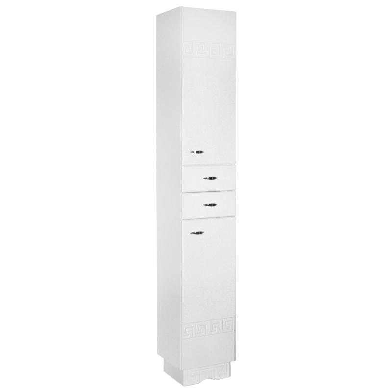 Купить Шкаф-колонна АКВАТОН АТТИКА белый, Акватон, Россия