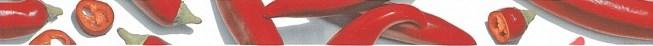 Купить Керамическая плитка Kerama Marazzi Салерно Бордюр Перчики AC27115000 40х3, Россия