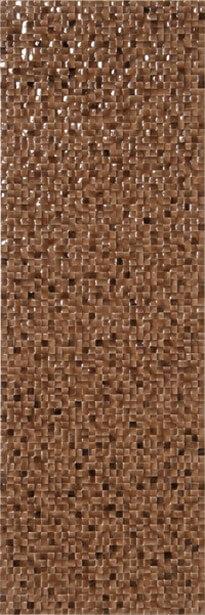 Купить Керамическая плитка Emigres Rev. Mosaic Marron Настенная 20x60, Испания