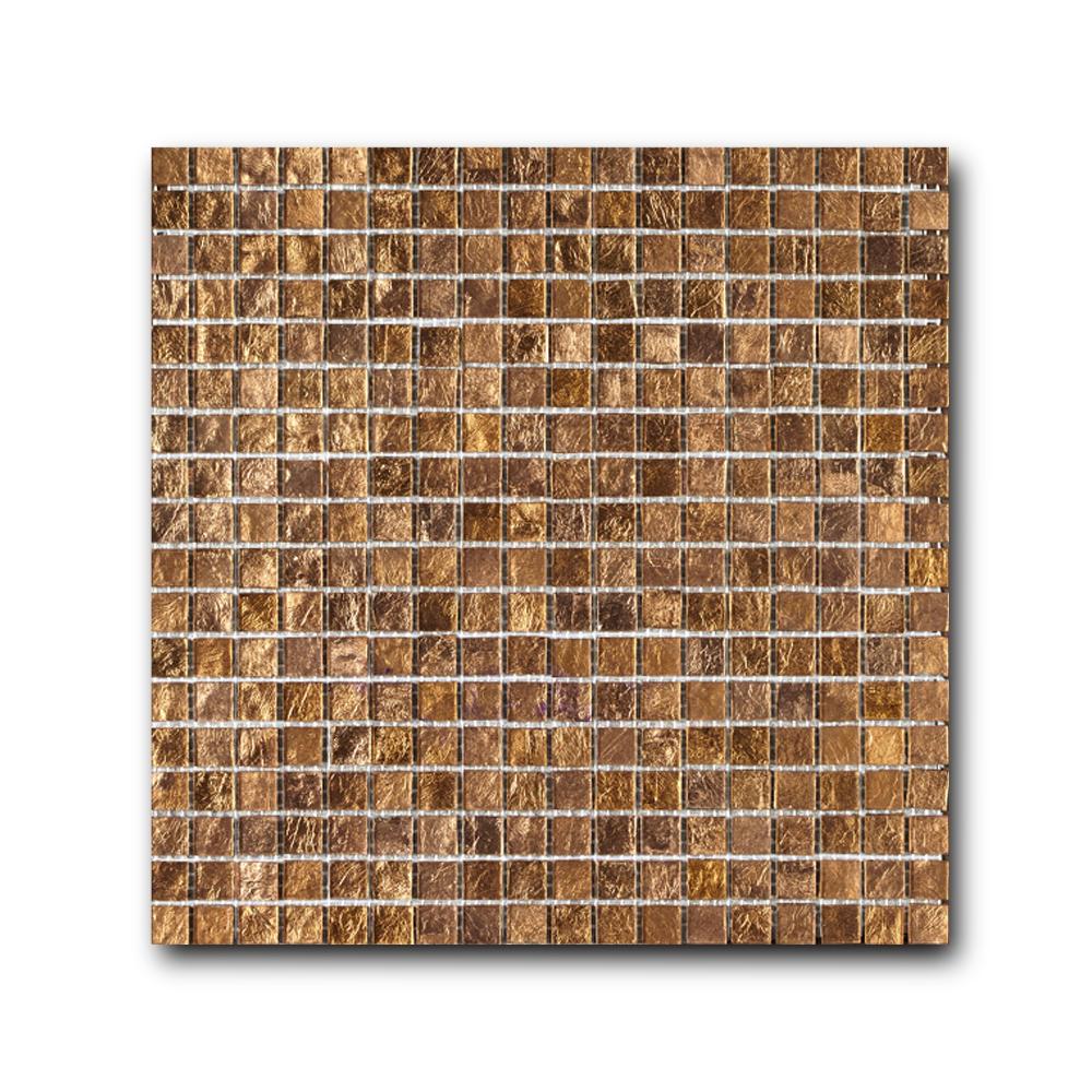 Купить Стеклянная мозаика Art&Natura Murano Specchio 31 (1, 5х1, 5) 30х30, Италия