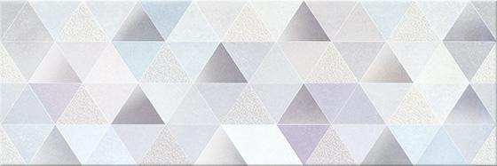 Купить Керамическая плитка Mei Elegant Stripes Geometric Game Multicolour (O-GEG-WIU451-46) Декор 25x75, Россия