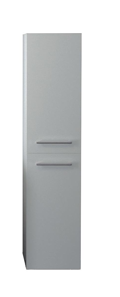 Купить Пенал Marka One Соната 35 подвесной 2 дверцы, б/к Белый глянец, 1MARKA, Россия
