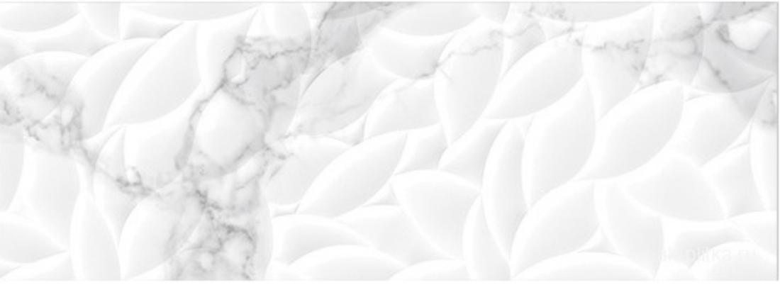 Купить Керамическая плитка Sinfonia Ceramicas Classic Essence-CL White настенная 32x90, Испания