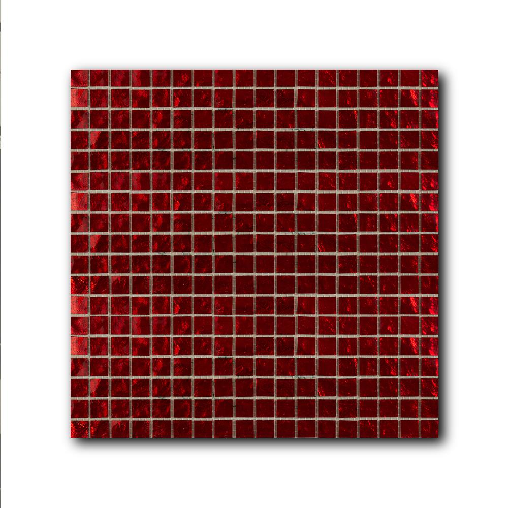 Купить Стеклянная мозаика Art&Natura Murano Specchio 9 (1, 5х1, 5) 30х30, Италия
