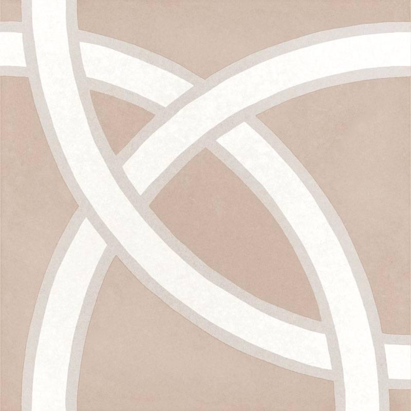 Купить Керамогранит Equipe Caprice Deco 22108 Loop Pastel 20x20, Испания