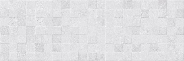 Купить Керамическая плитка Ceramica Classic Mizar настенная серый мозаика 17-30-06-1182 20х60, Россия