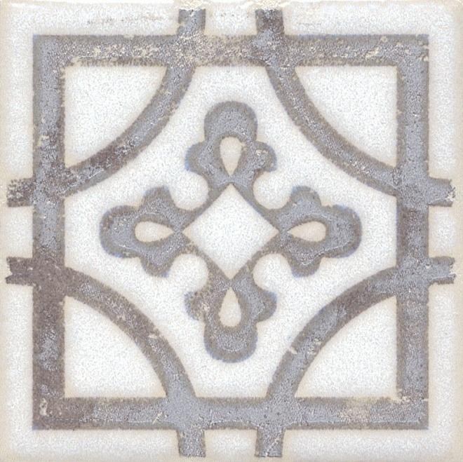 Купить Керамический гранит Kerama Marazzi Амальфи Орнамент Коричневый STG/A406/1266 Декор 9, 9x9, 9, Россия