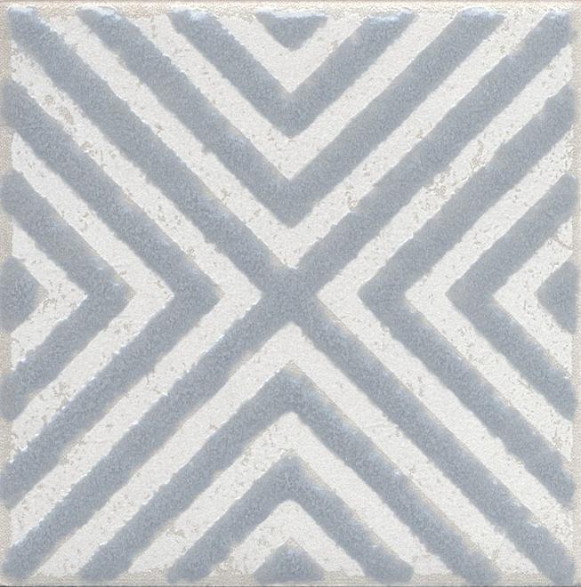 Купить Керамический гранит Kerama Marazzi Амальфи Орнамент Серый STG/C403/1270 Декор 9, 9x9, 9, Россия