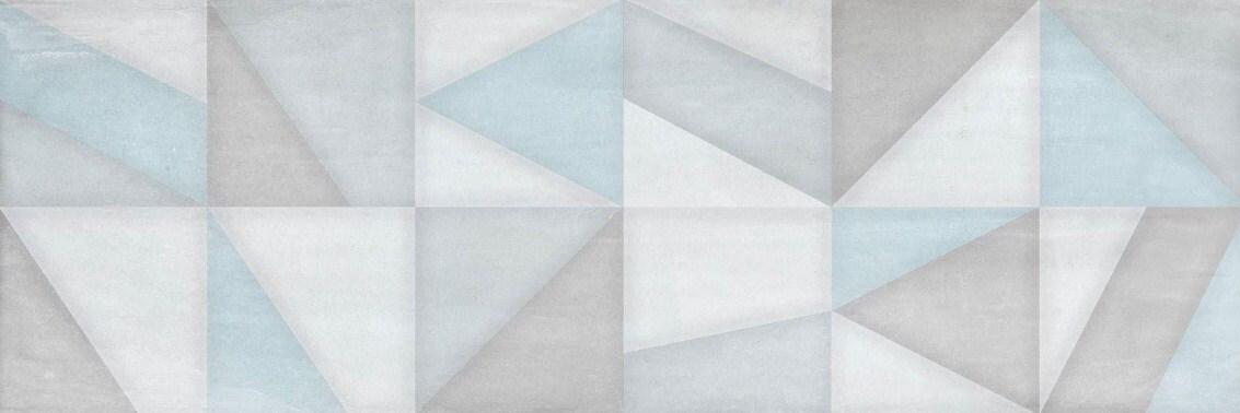 Купить Керамическая плитка Cifre Rev. Decor Titan White декор 30x90, Cifre Ceramica, Испания