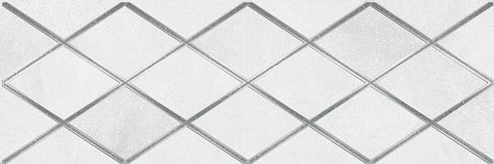 Купить Керамическая плитка Ceramica Classic Mizar Attimo Декор серый 17-05-06-1180-0 20х60, Россия