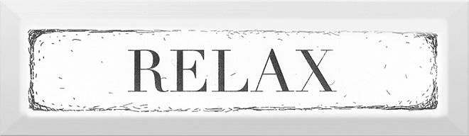 Купить Керамическая плитка Kerama Marazzi Гамма NT/В27/2882 Relax Черный Декор 8, 5x28, 5, Россия