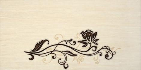 Купить Керамическая плитка Lb-Ceramics Кураж 1 декор 1641-0054 19, 8x39, 8, Россия