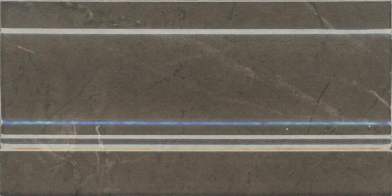 Купить Керамическая плитка Kerama Marazzi Эль-Реаль FMD006 коричневый плинтус 10x20, Россия