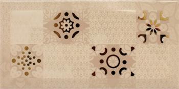 Купить Керамическая плитка Absolut Keramika Monocolor Decor Ornamento Beige Декор 10x20, Испания