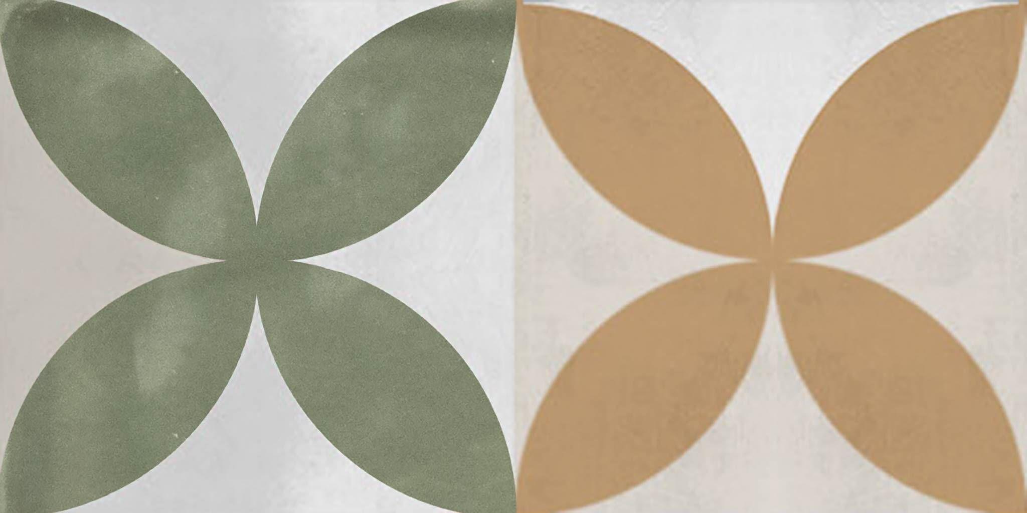 Купить Керамическая плитка Cifre Atmosphere Decor More Olive декор 12, 5x25, Cifre Ceramica, Испания