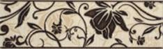 Купить Керамическая плитка Lb-Ceramics Кураж бордюр 1501-0067 6x19, 8, Россия