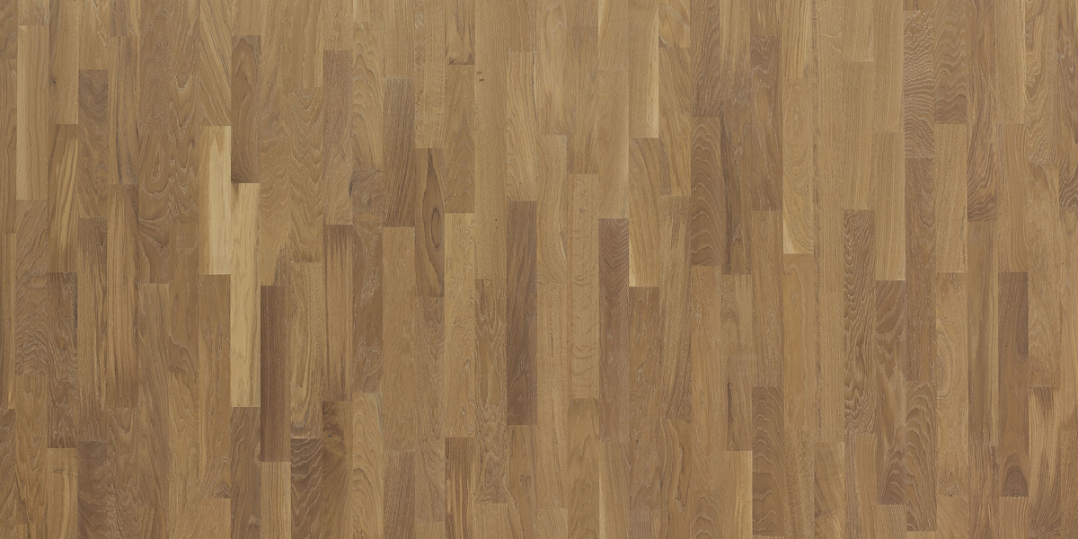 Купить Паркетная доска Floorwood OAK Orlando White Oiled 3S (Дуб Робуст), Россия