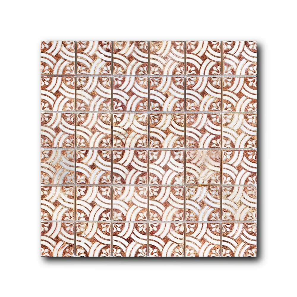 Купить Мозаика Art&Natura Equilibrio 050A (4, 8х4, 8) 30х30, Италия