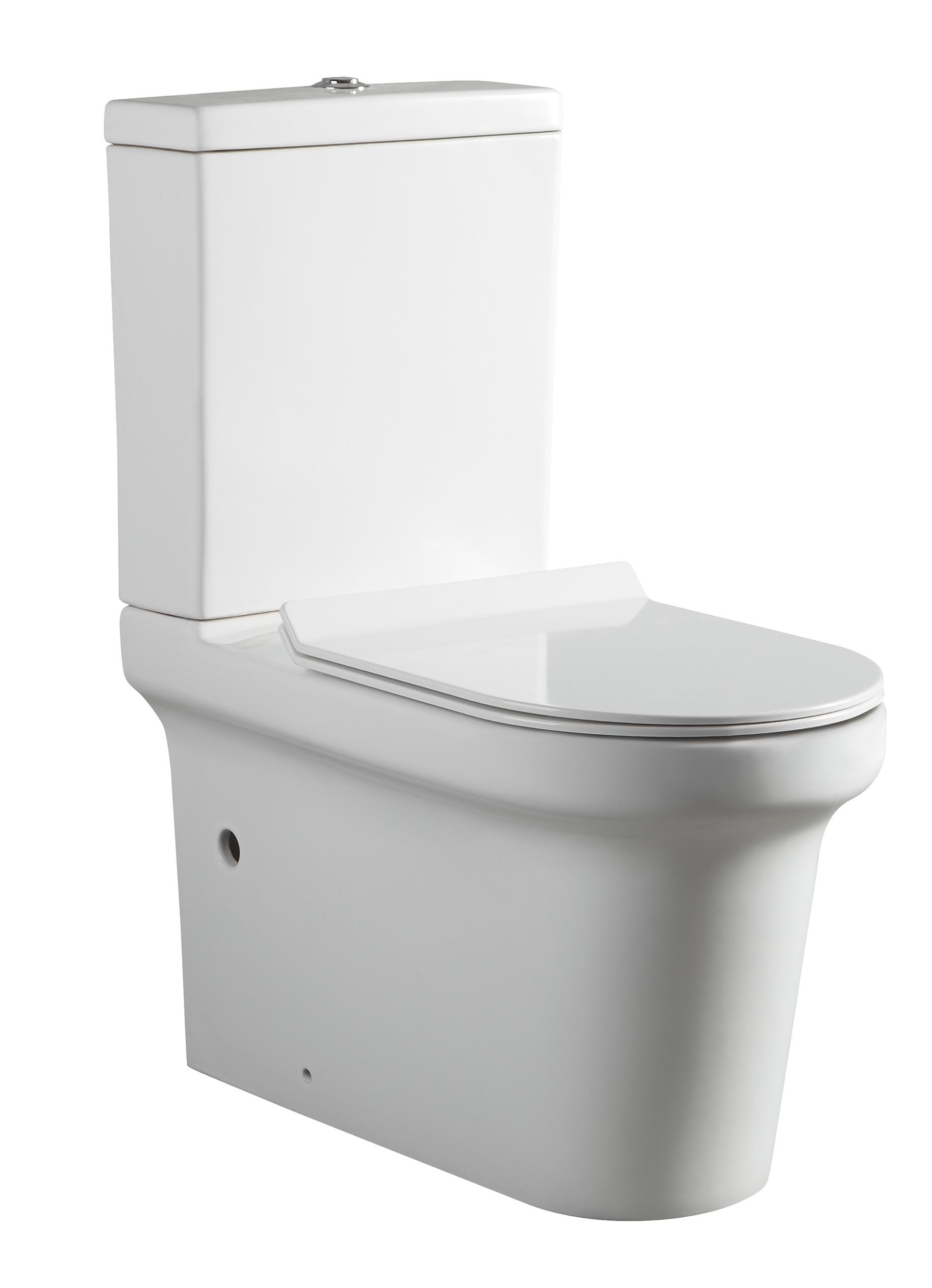 Купить Унитаз напольный Aquanet NOVA с бачком и сидением микролифт BL-101N-TPT-A (203338+203339), Россия