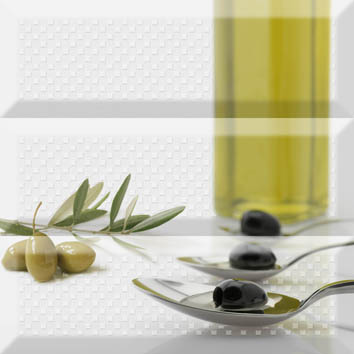 Керамическая плитка Absolut Keramika Composicion Olives Fluor Панно (из 3-x пл.) 30x30