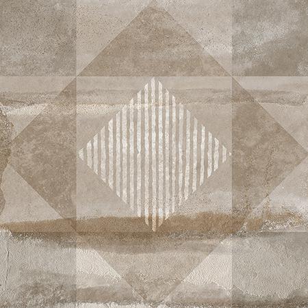 Купить Керамогранит Gayafores Pav. Deco Brooklyn Greige (Mix без подбора) декор 33, 2x33, 2, Испания